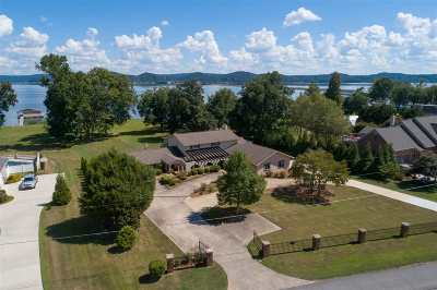 Guntersville Single Family Home For Sale: 244 Browns Creek Road