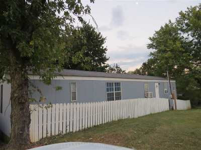 Jackson Mobile Home For Sale: 204 Lee Road