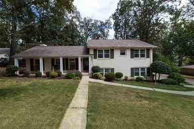 Single Family Home For Sale: 7113 Jones Valley Drive