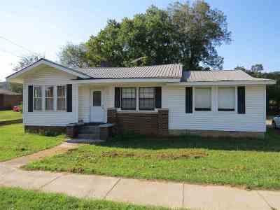 Jackson Single Family Home For Sale: 506 East 2nd Street