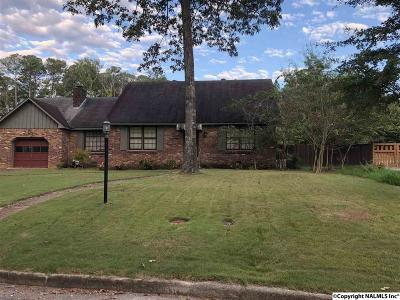 Decatur Single Family Home For Sale: 822 Longbow Drive