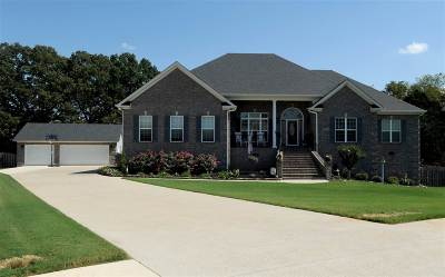 Hazel Green Single Family Home For Sale: 136 Carlton Cash Drive