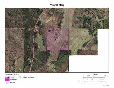 Marshall County, Jackson County Residential Lots & Land For Sale: Bluff Road