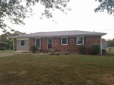 Rainsville Single Family Home For Sale: 404 Mitchell Drive