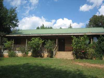 Valley Head Single Family Home For Sale: 143 Davenport Drive