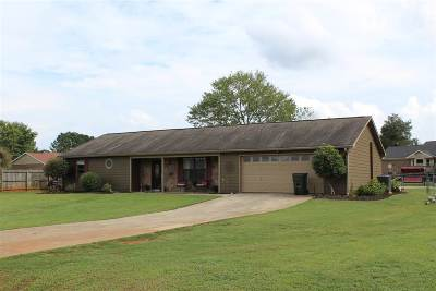 Hazel Green Single Family Home For Sale: 114 Bright Road