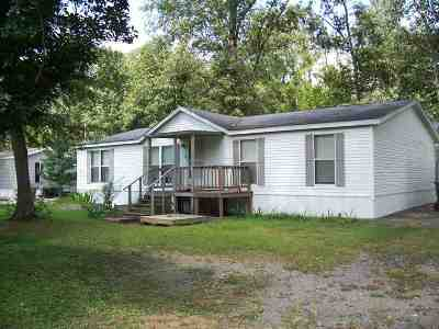 Scottsboro Single Family Home For Sale: 2807 Woodhaven Drive