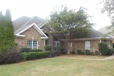 Madison Single Family Home For Sale: 126 Sarah Jane Drive