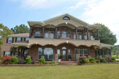 Guntersville Single Family Home For Sale: 41 Douglas Drive