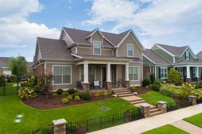 Single Family Home For Sale: 28645 Garden Hills Road
