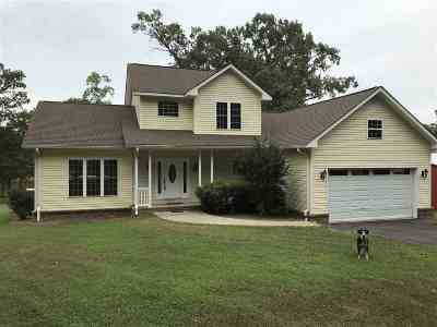 Cedar Bluff Single Family Home For Sale: 1270 County Road 597