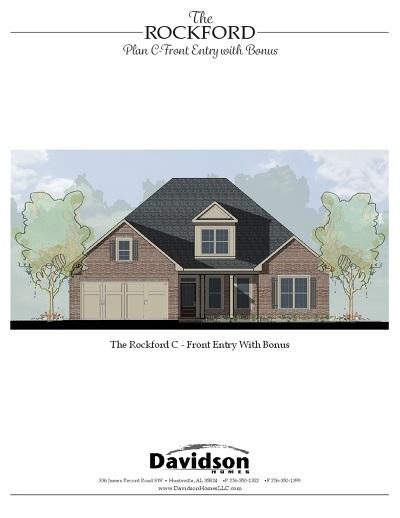 Madison Single Family Home For Sale: 117 Dustin Lane