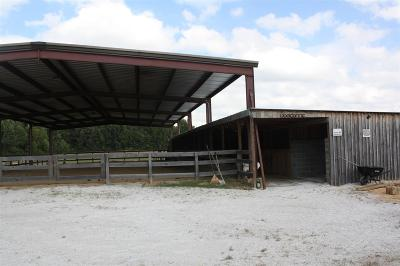 Madison County Farm For Sale: 1590 Manley Road