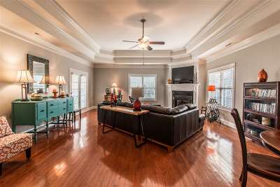 Owens Cross Roads Single Family Home For Sale: 2915 Eastern Shore Drive