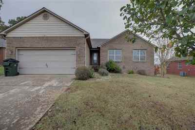 Toney Single Family Home Contingent: 105 Compass Hill Circle
