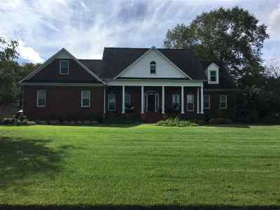 Single Family Home For Sale: 1702 Foxcroft Drive