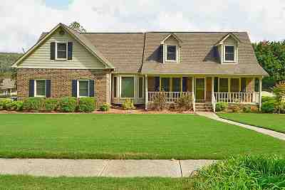 Owens Cross Roads AL Single Family Home For Sale: $225,000