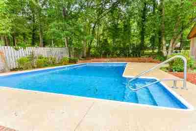 Single Family Home For Sale: 8130 Hillside Lane