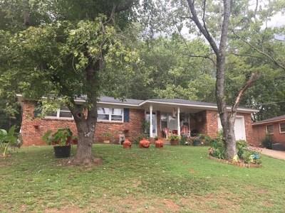 Huntsville Single Family Home For Sale: 2806 Cora Hill Avenue