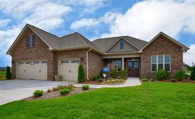 Meridianville Single Family Home Contingent: 126 Cove Brook Drive