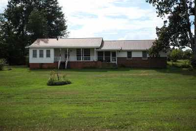 Dekalb County, Marshall County Single Family Home For Sale: 186 Hayes Gap Road