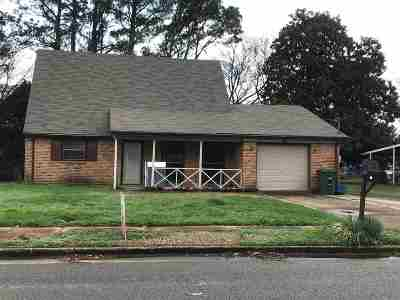 Single Family Home For Sale: 3811 Jamestown Drive