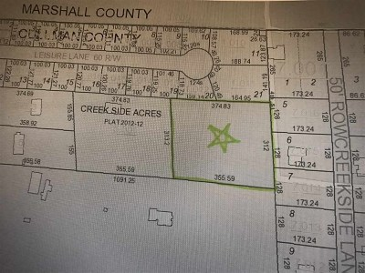 Arab Residential Lots & Land For Sale: Leisure Lane