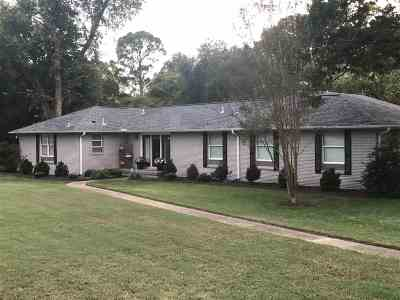 Single Family Home For Sale: 3400 Whitesburg Drive