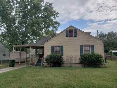 Single Family Home For Sale: 4223 Hawthorne Avenue