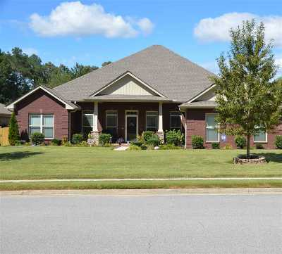 Huntsville Single Family Home For Sale: 105 Bilton Drive
