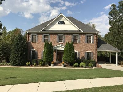 Meridianville Single Family Home For Sale: 134 Pavilion Drive