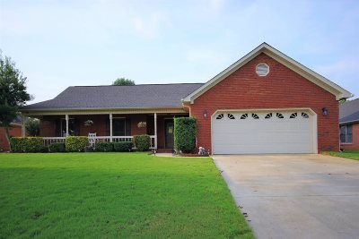 Decatur Single Family Home For Sale: 2607 Jarvis Street