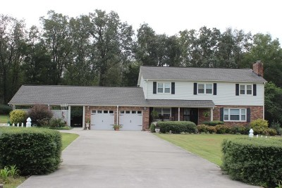 Rainsville Single Family Home For Sale: 529 Mitchell Drive