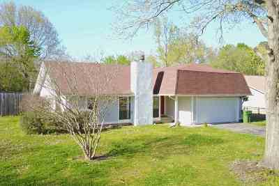 Single Family Home For Sale: 2009 Hackberry Green