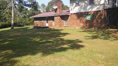 Guntersville Single Family Home Contingent: 596 Jackson Road