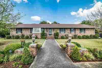 Athens Single Family Home Contingent: 108 Winslow Drive