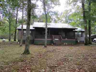 Marshall County, Jackson County Single Family Home For Sale: 1162 County Road 7