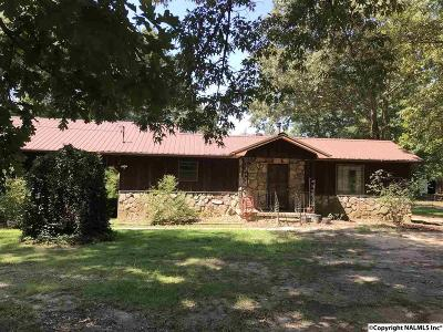 Hartselle Single Family Home For Sale: 556 Jarrett Road