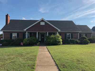 Albertville Single Family Home For Sale: 617 East Main Street