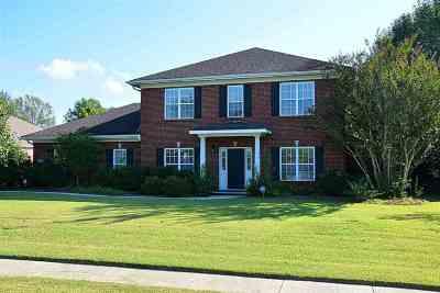 Single Family Home For Sale: 2541 Audubon Lane