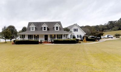 Fort Payne Single Family Home For Sale: 2561 NW Creek Road