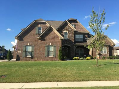 Single Family Home For Sale: 2928 Chantry Place