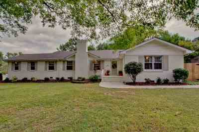 Single Family Home For Sale: 1501 Glenwood Drive