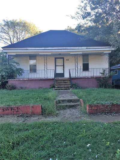 Decatur Single Family Home For Sale: 315 Church Street
