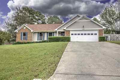 Huntsville Single Family Home For Sale: 149 Kimberly Lane