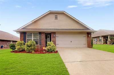 Single Family Home For Sale: 349 Research Station Boulevard