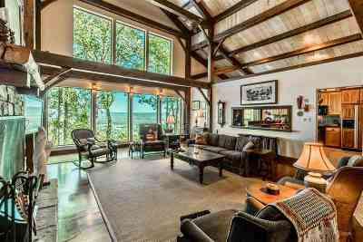 Single Family Home For Sale: 600 South Green Mountain Road