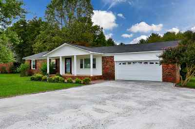 Single Family Home For Sale: 295 Charity Lane