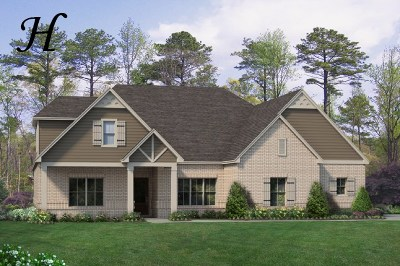 Single Family Home For Sale: 205 Winterbranch Road