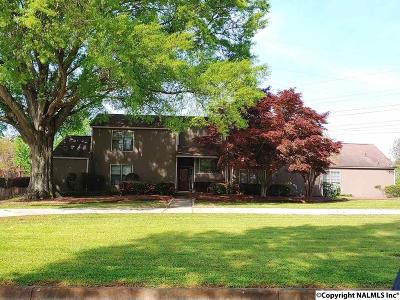 Decatur Single Family Home For Sale: 2301 Meadowbrook Road